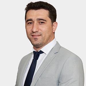 Solicitor Rauf Khalilov